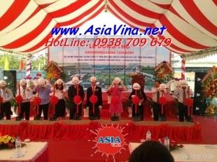 Lễ Động Thổ Dự Án Mở Rộng Nhà Xưởng Công Ty TNHH May Mặc United Sweethearts Việt Nam (Giai Đoạn 3)